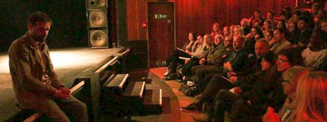 Screening at The Cube Cinema, Brisotl