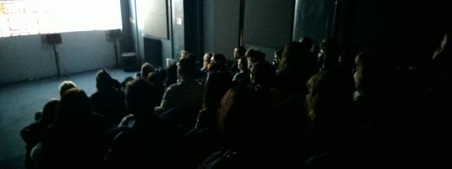 London documentary screening